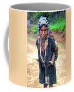 Akha Tribe Coffee Mug