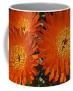 Orange Burst Akuli Kuli Coffee Mug