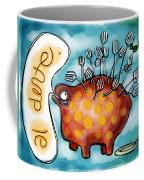 Al Dente Coffee Mug