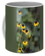 Alabama Black Eyed Susan Wildflowers Coffee Mug