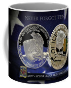Alabama Highway Patrol Memorial Coffee Mug