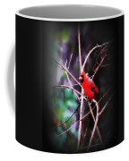 Alabama Rain - Cardinal Coffee Mug