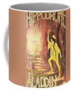 Aladdin Coffee Mug