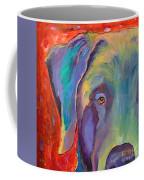 Aladdin Coffee Mug by Pat Saunders-White