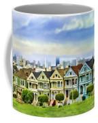 Alamo Row Coffee Mug