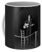 Alan Lomax (1915-2002) Coffee Mug