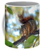 Alarmed  Coffee Mug