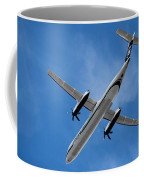 Alaska Airlines Turboprop Wide Version Coffee Mug
