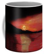 Alaska Sunset Bay Coffee Mug