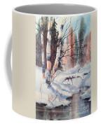 Alaska Birch II Coffee Mug