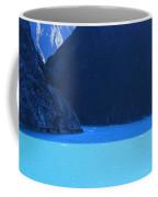 Alaska Rhapsody In  Blue Coffee Mug