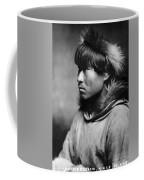 Alaska Eskimo Man, C1906 Coffee Mug