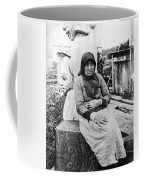 Alaska Eskimo Woman Coffee Mug