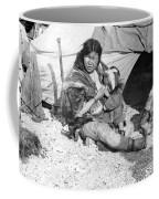 Alaska Eskimos, C1907 Coffee Mug