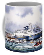 Alaska Ferry Coffee Mug
