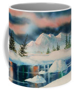 Alaska Panorama Coffee Mug by Teresa Ascone