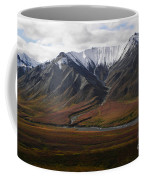 Alaska Range Coffee Mug
