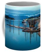 Alaska Seaplanes Coffee Mug by Mike Reid
