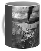 Alaska Steamboat, 1920 Coffee Mug