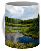 Alaskan Backyard Coffee Mug