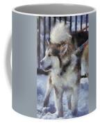 Alaskan Malamute Photo Art 09 Coffee Mug