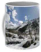 Alaskan Mountain Coffee Mug