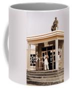 Alaskan National Guard Provides Coffee Mug