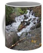 Alaskan Waterfall Coffee Mug