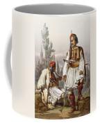 Albanians, 1865 Coffee Mug