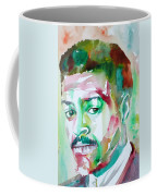 Albert Ayler - Watercolor Portrait Coffee Mug