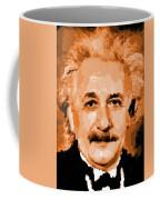 Albert Einstein 01 Coffee Mug