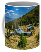 Alberta Level On Mackay Mine Tour Coffee Mug