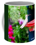 Albino Angel Coffee Mug