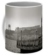 Alcatraz-the Rock Coffee Mug