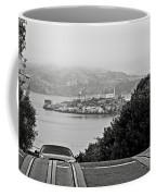 Alcatraz Island From Hyde Street In San Francisco Coffee Mug