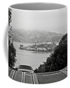 Alcatraz Island From Hyde Street In San Francisco Coffee Mug by RicardMN Photography