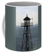 Alcatraz Watch Tower Coffee Mug