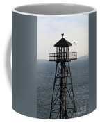 Alcatraz Watchtower Coffee Mug
