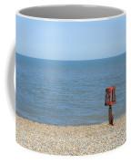 Aldeburgh Beach Coffee Mug