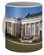 Alderman Library University Of Virginia Coffee Mug