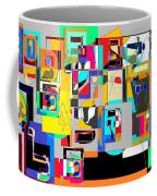Alef Bais 1 Coffee Mug