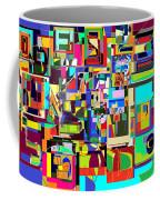 Alef Bais 1c Coffee Mug