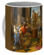 Alexander Consulting The Oracle Of Apollo Coffee Mug