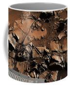 Alexander Hills Bedrock In Mars Coffee Mug