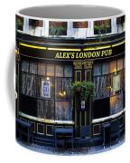 Alex's London Pub Coffee Mug