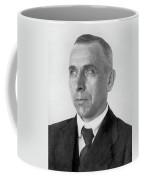 Alfred Lothar Wegener (1880-1930) Coffee Mug