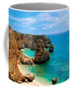 Algarve Beach - Portugal Coffee Mug