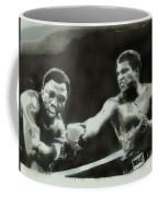 Ali Vs Frazier Coffee Mug
