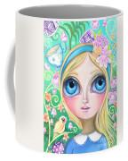Alice In Pastel Land Coffee Mug