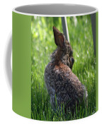 Alien Bunny Coffee Mug